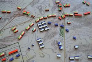 Modern Kriegspiel (Waterloo).